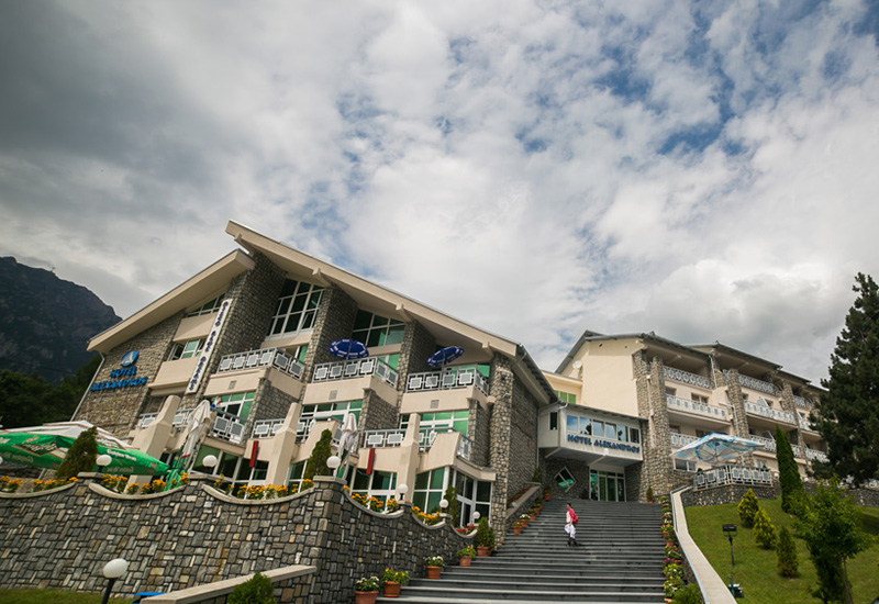 Hotel Alexandros - Bușteni