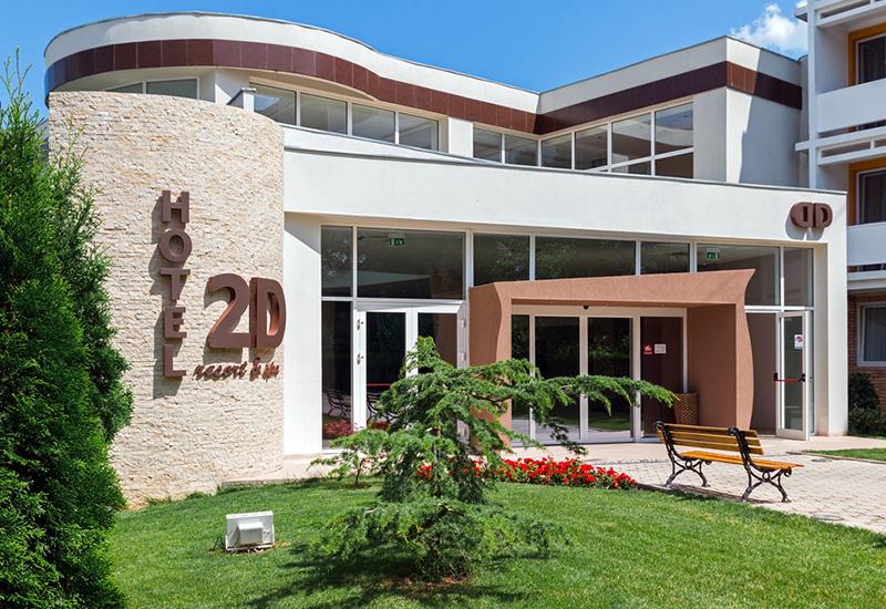 Hotel 2D - Neptun