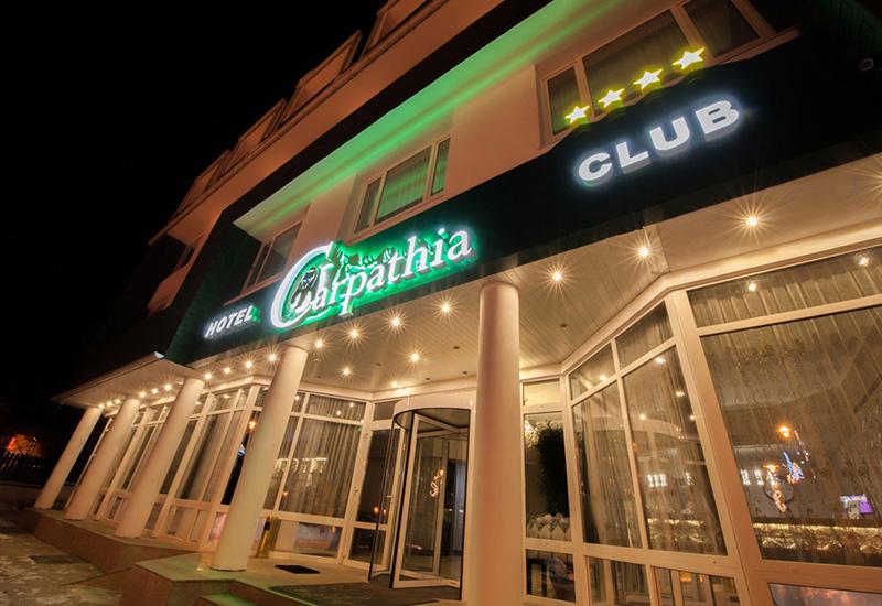 Hotel Carpathia - Sinaia